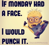 Funny-Monday-Quotes-If-monday-had-a-face