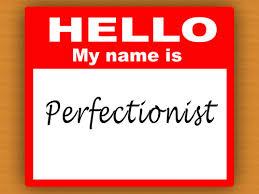 Perfectionist identity